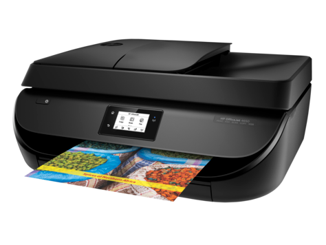 HP OfficeJet 4650 All-in-One Printer(F1J03A)  HP® United ...