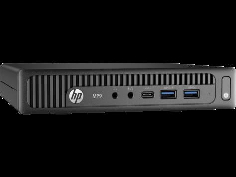 HP:n MP9 G2 -vähittäismyyntijärjestelmä