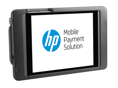 HP Pro Tablet Mobile Payment Solution