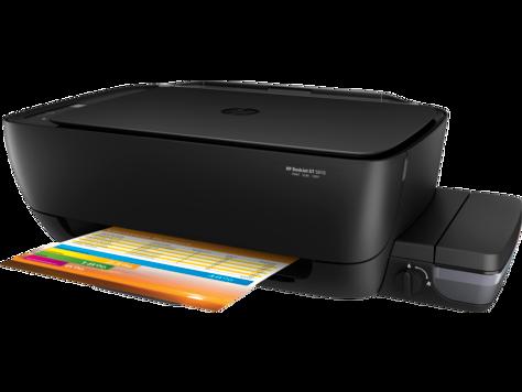Impresora Todo-en-Uno HP DeskJet GT 5810