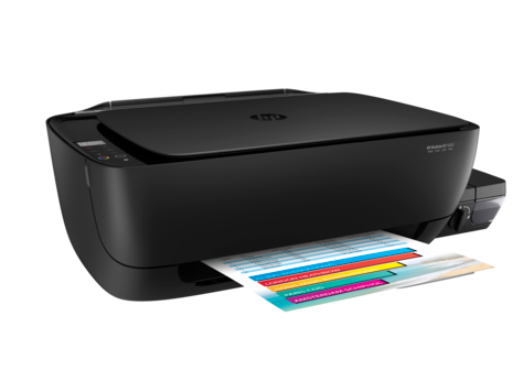 Impresora Todo-en-Uno HP DeskJet GT 5820
