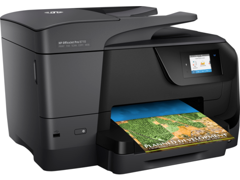 Hp Officejet Pro 8710 All In One Printerm9l66a Hp Canada