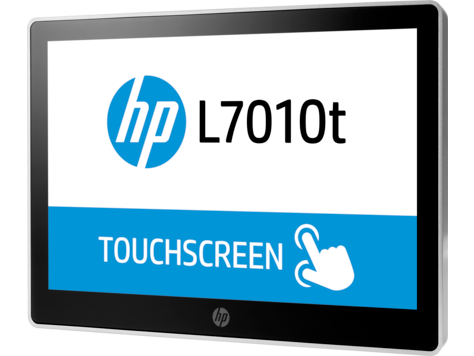 """L7010T 10.1/"""" RETAIL TOUCH MONITOR"""
