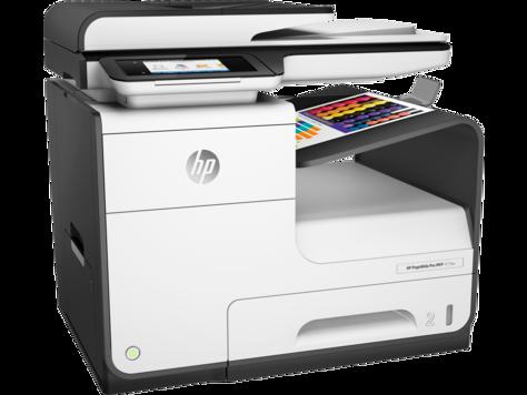 HP PageWide Pro 477dw multifunctionele printer