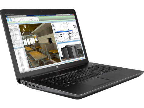 Workstation móvil HP ZBook 17 G3