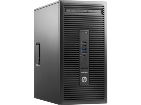 ПК HP EliteDesk 705 G3, корпус Microtower
