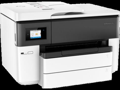 Hp Officejet Pro 7740 Wide Format All In One Printerg5j38a Hp