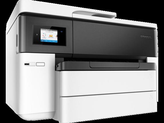 Impresora HP OfficeJet 7740 Todo-en-Uno de formato ancho(G5J38A)| HP ...