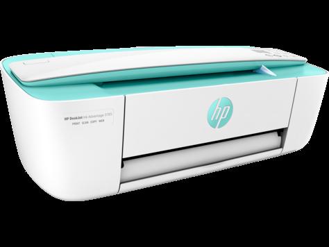 מבריק HP DeskJet Ink Advantage 3785 All-in-One Printer(T8W46C)| HP OZ-76