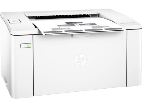HP LaserJet Pro M102a Printer