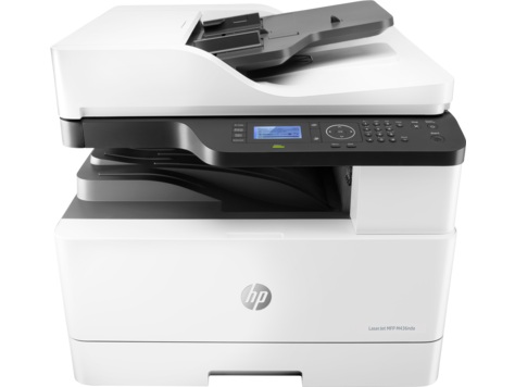 Hp Laserjet Mfp M436nda Printer W7u02a Hp 174 India
