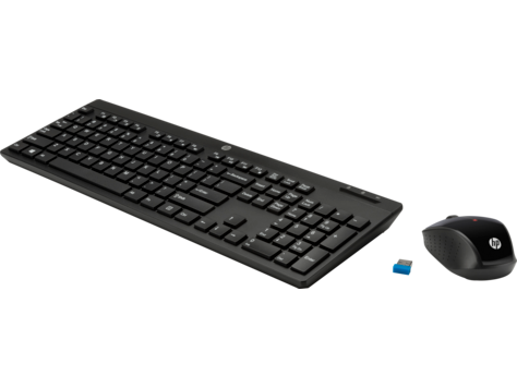 Hp Wireless Keyboard And Mouse 200 Z3q63aa Hp Middle East