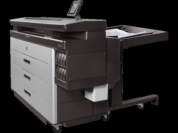 Укладчик повышенной емкости HP PageWide XL