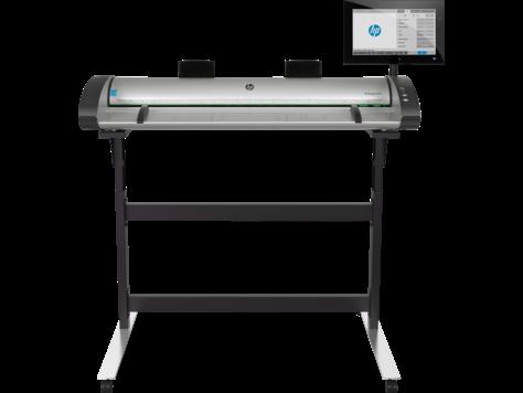 """Escáner de 44"""" HP SD Pro"""