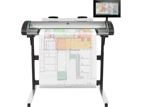 "Сканер HP SD Pro (44"")"