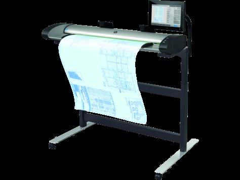 HP SD Pro 44 英寸扫描仪