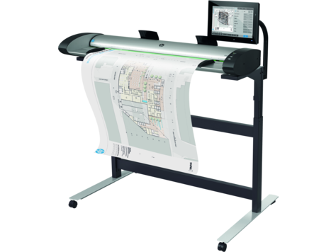 Сканер серии HP Pro