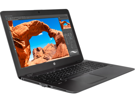 Мобильная рабочая станция HP ZBook 15u G4