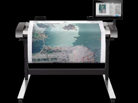 HP HD Pro 42-tumsskanner