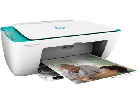 Impresora Todo-en-Uno HP DeskJet Ink Advantage 2675(V1N02A)| HP® Chile