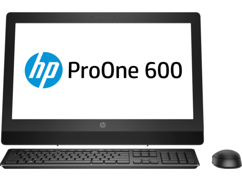 PC All-in-One HP ProOne 600 G3 de 21,5 pulgadas no táctil