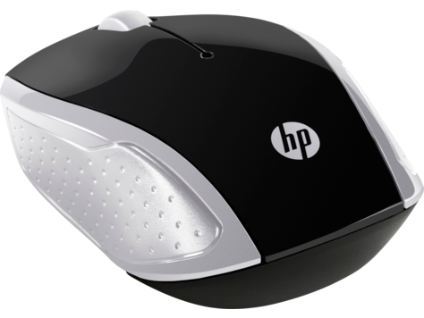 Hp Wireless Mouse 200 Pike Silver 2hu84aa Hp Middle East