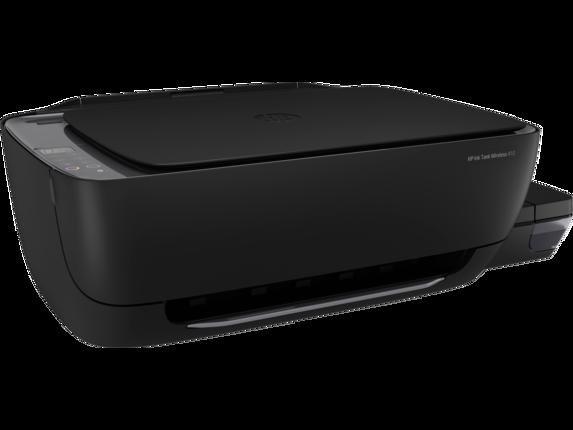 Скачать драйвер для принтера HP Ink Tank Wireless 410 series