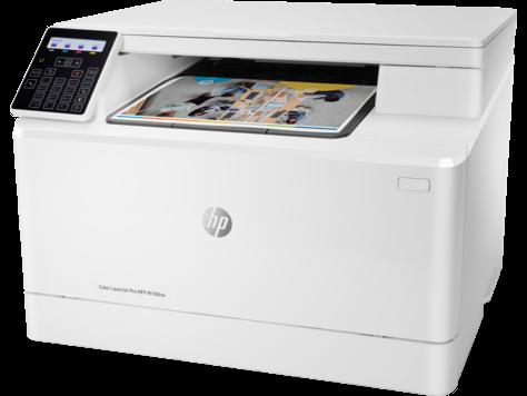 Impresora multifunción HP Color LaserJet Pro M180nw(T6B74A)| HP® México