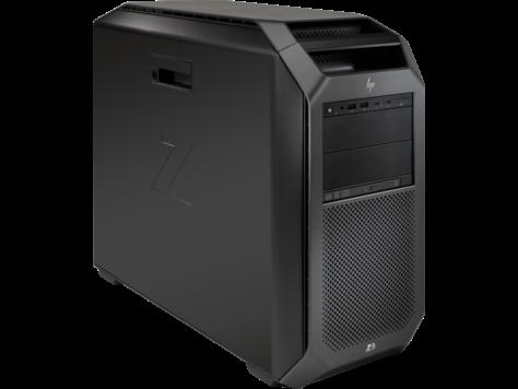 HP Z8 G4-arbeidsstasjon