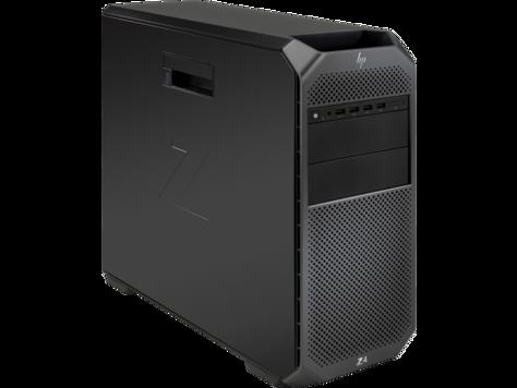 HP Z4 G4-arbeidsstasjon