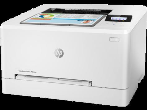 HP LaserJet Pro M254nw Single Function Wireless Color