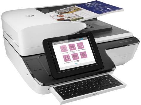 Hp scanjet enterprise flow n9120 fn2 document scannerl2763a hp hp scanjet enterprise flow n9120 fn2 document scanner reheart Image collections