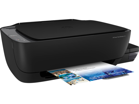 HP SMART TANK WIRELESS 450 ALL-IN-ONE Photo and Document Printer