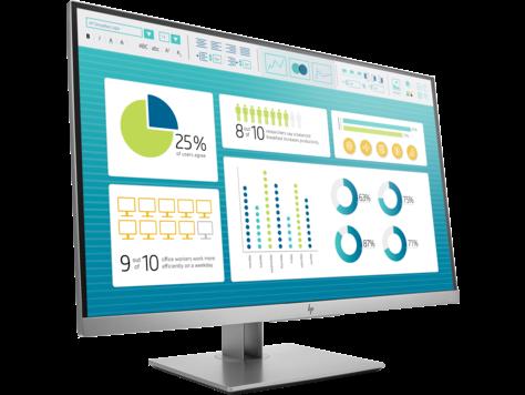Monitor HP EliteDisplay E273 o przekątnej 68,58 cm (27″)