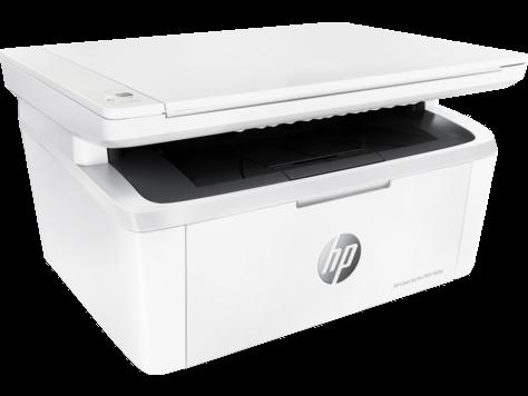 Impresora multifunción HP LaserJet Pro M28a
