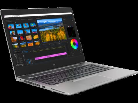 HP ZBook 14u G5 mobil arbeidsstasjon