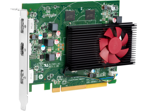 AMD Radeon RX550 4GB 2DP Card (3TK71AA) | HP® Ireland