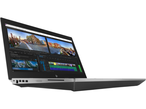 HP ZBook 17 G5 mobil arbeidsstasjon