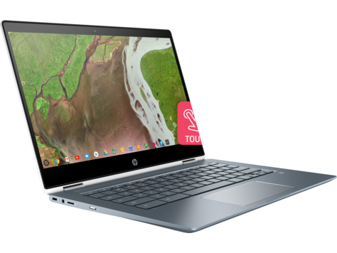 HP Chromebook x360 - 14-da0002na(7EB99EA)