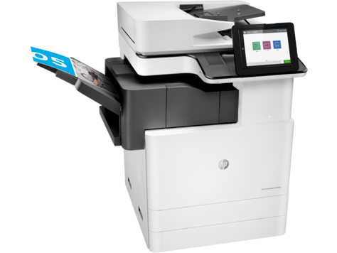 HP Color LaserJet Managed MFP E87650du