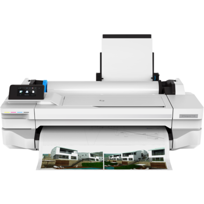 HP DesignJet T130 - hp designjet technical plotters