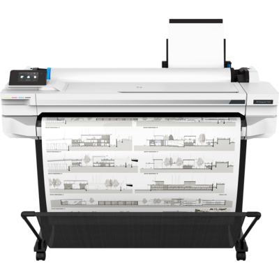 HP DesignJet T530 Series - hp designjet technical plotters