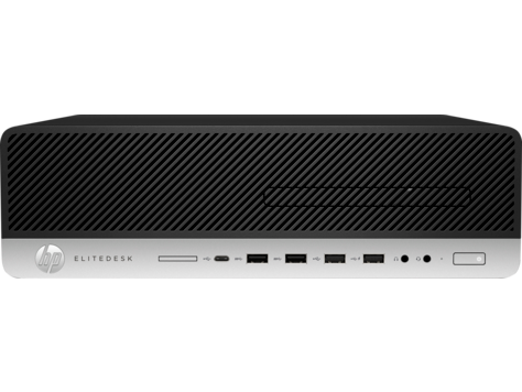 HP EliteDesk 800 G5 Small Form Factor PC