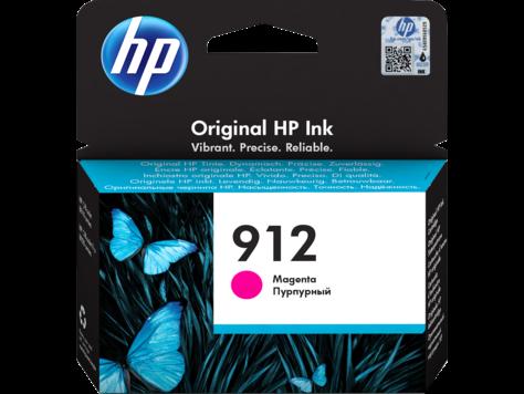 HP 912 bíbor eredeti tintapatron