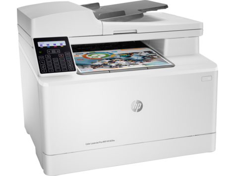HP Color LaserJet Pro MFP M183fw(7KW56A)| HP® Middle East