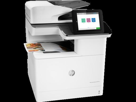 МФУ HP Color LaserJet Enterprise M776dn