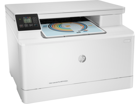 HP Color LaserJet Pro MFP M182n(7KW54A)| HP® Middle East