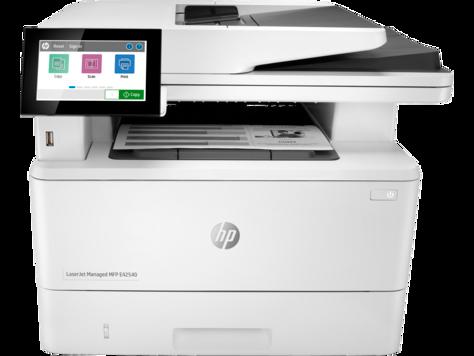 Impresora Laser Hp Laserjet Managed Mfp E42540F